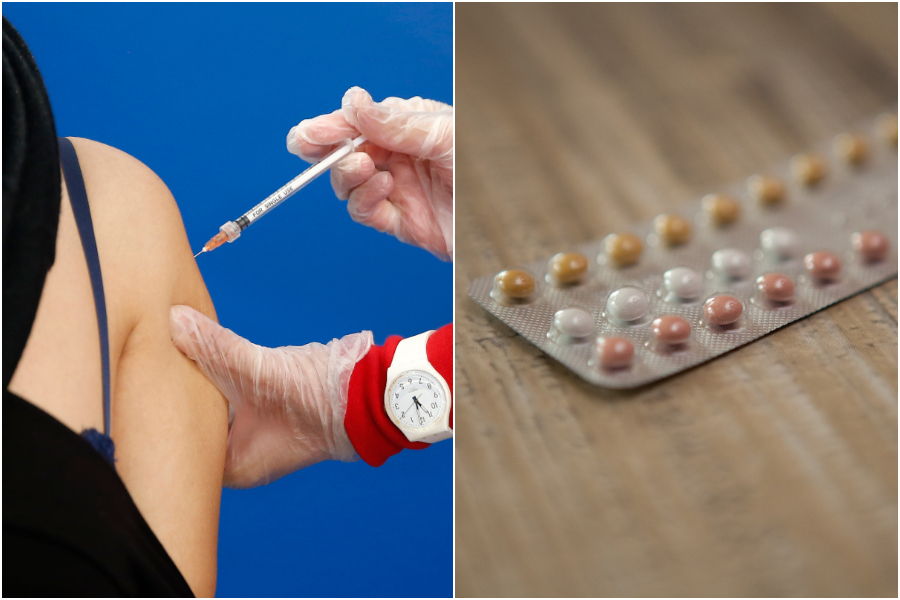 Vaccino-pillola